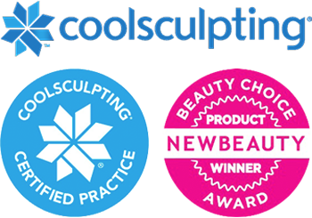 CoolSculpting Certified Practice badge