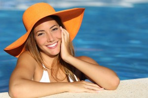 Treat your skin to the perfect summer skincare treatment - MicroNeedling at AVIE! Medspa in Leesburg, VA - for the perfect healthy, summertime glow!