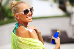 Protect your skin this summer with medical-grade sunscreens at AVIE!