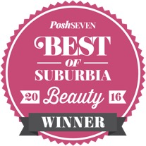 """AVIE! is honored to have received three of Posh Seven's """"Best of Suburbia"""" Awards!"""
