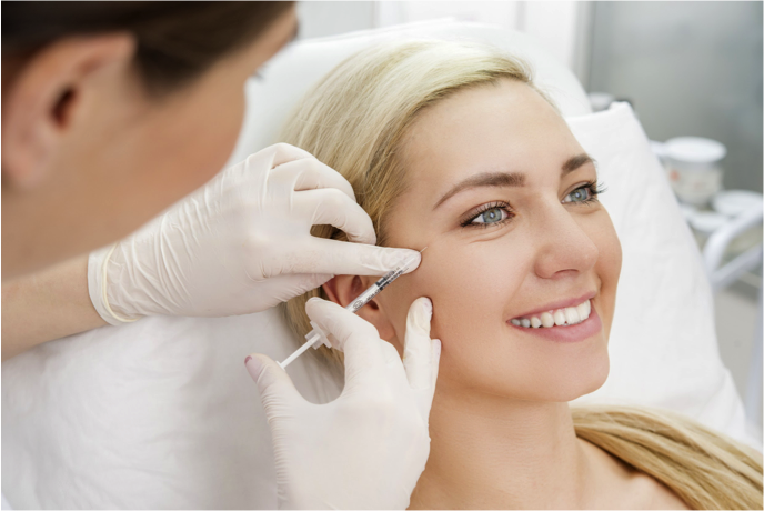 Over the summer, we saw a 65% increase in Botox treatments in July alone!