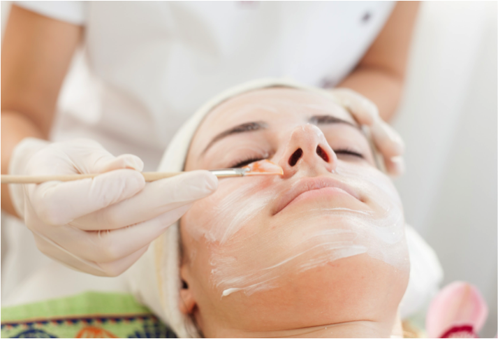 At AVIE! Medspa, we frequently perform professional-grade chemical peels.