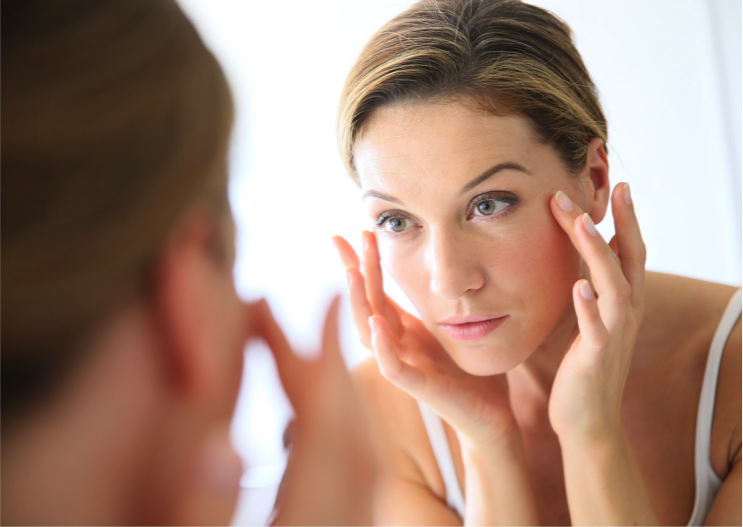 Sunscreen simply helps skin cells to focus on doing their job.