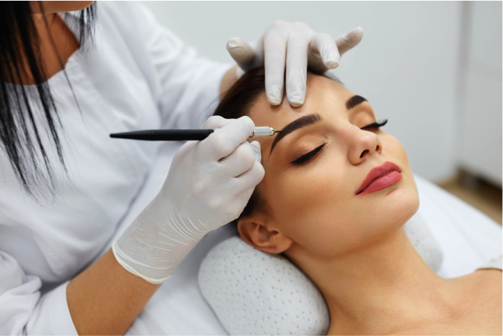 "Microblading is considered a ""game-changer"" in the cosmetic world!"