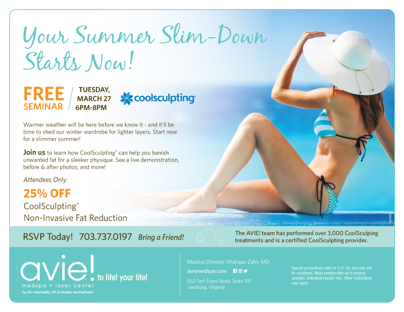 Your Summer Slim Down Starts Now!