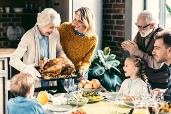 Here are a few healthy things we love about Thanksgiving that may surprise you: